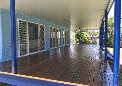 Blue House Verandah 1